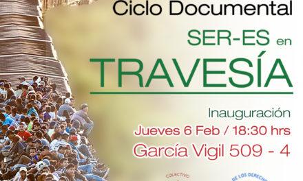 """Ciclo de Cine Documental en Oaxaca 2020 """"Ser-es en Travesía"""""""