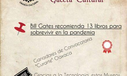 Bill Gates recomienda estos libros para sobrevivir la Pandemia Gaceta Cultural 1722
