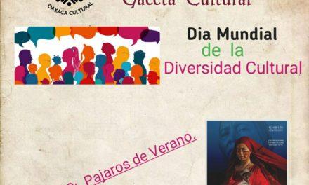 Dia Mundial de la Diversidad Cultural gaceta cultural 1722